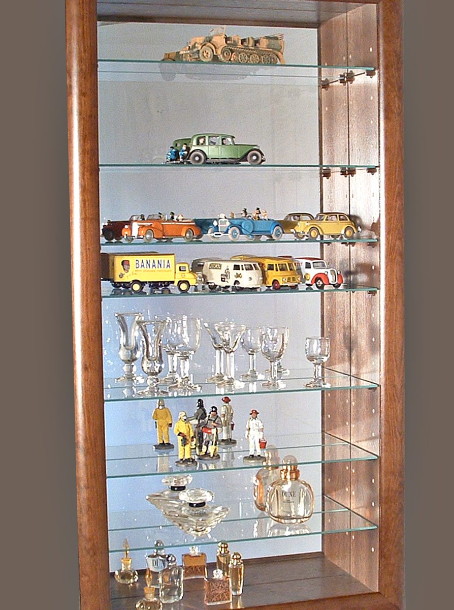 vitrine pour collection de miniature 1/43, vitrine pour miniature, vitrine pour collection, vitrine pour figurine