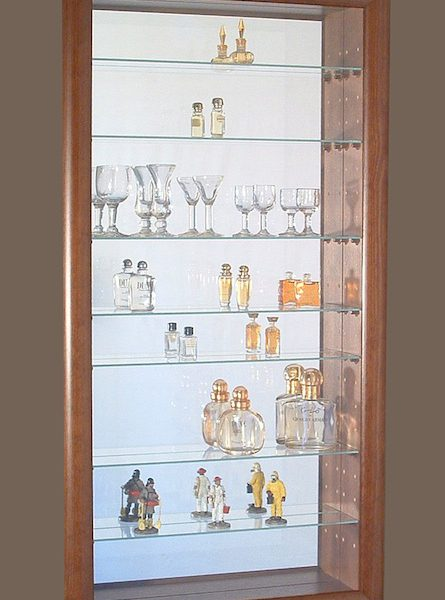 vitrine pour collection