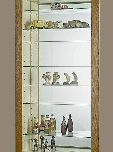 vitrine murale